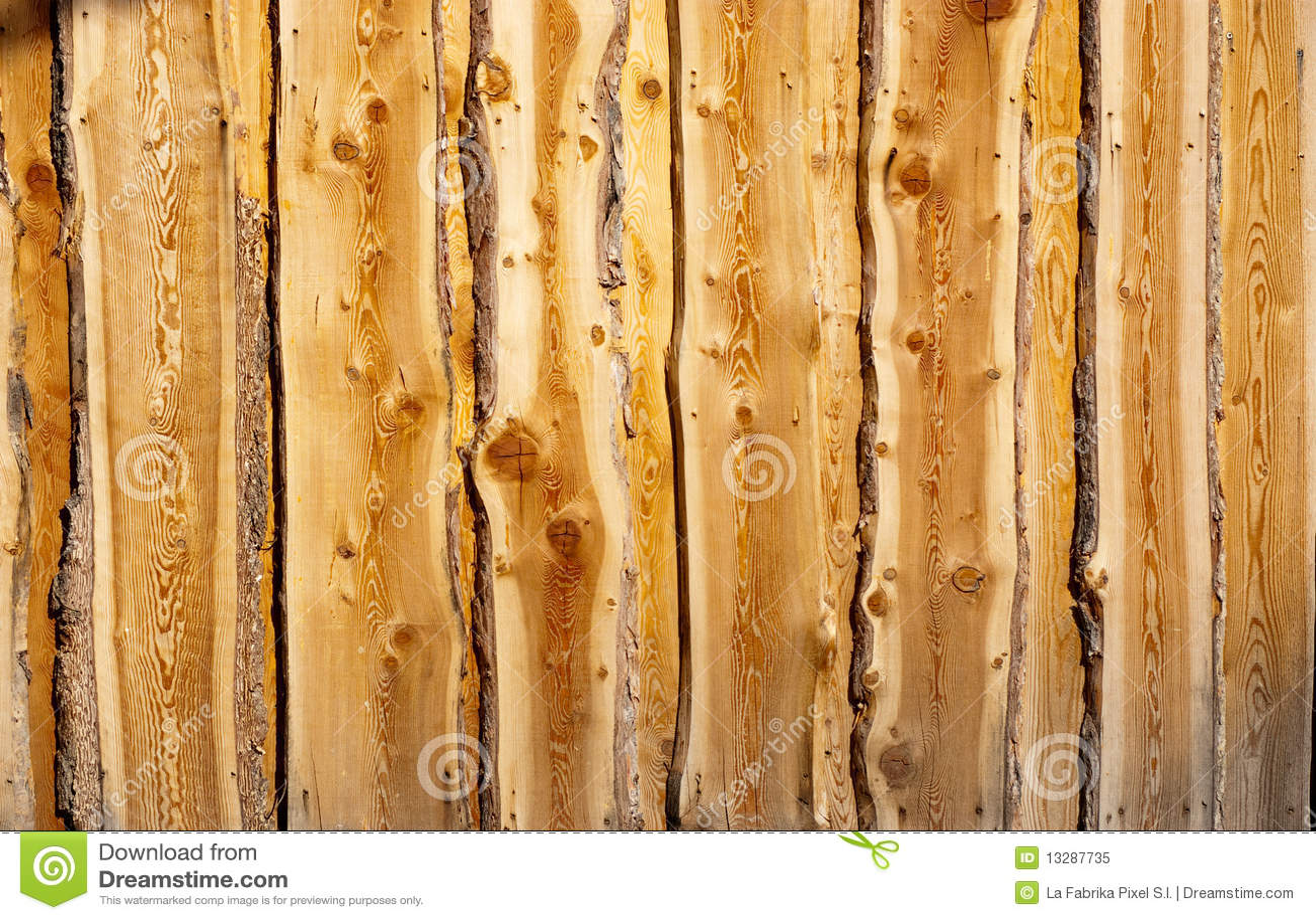 palissade du bois image stock image du planche texture 13287735. Black Bedroom Furniture Sets. Home Design Ideas