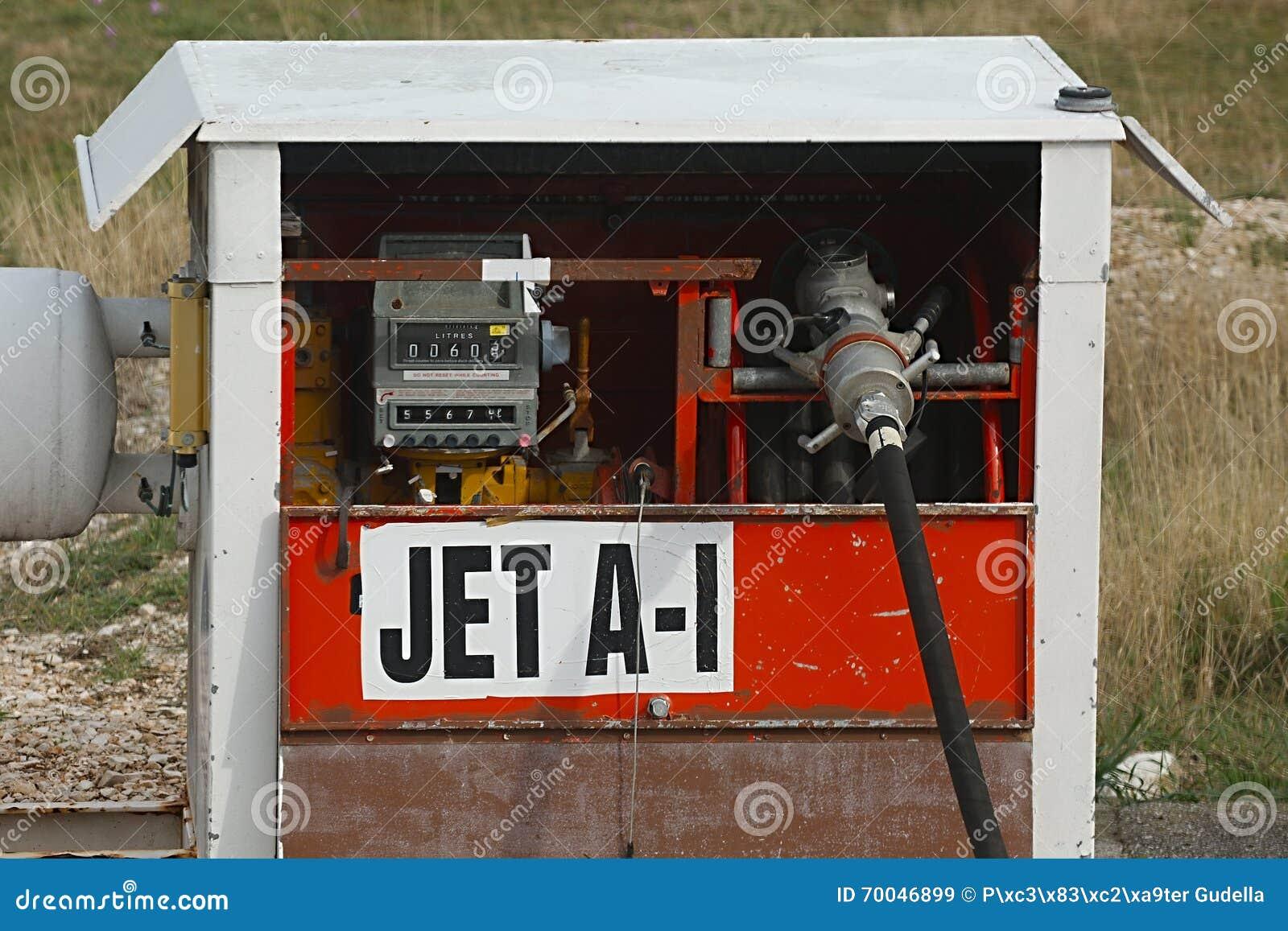Paliwo Samolotowe pompa