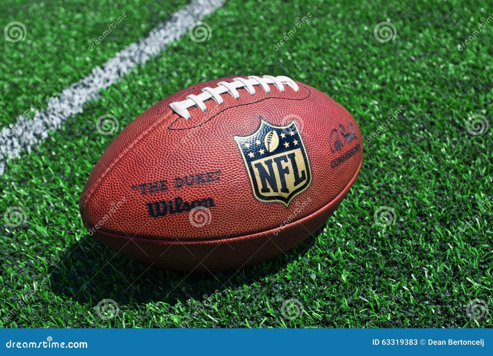 Palla del funzionario del NFL