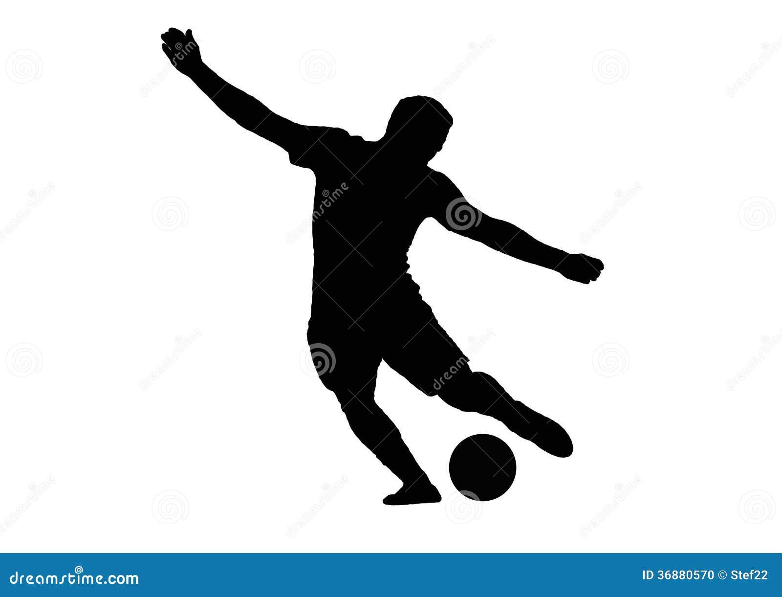 Download Palla Della Fucilazione Del Giocatore Di Football Americano Fotografia Stock - Immagine di obiettivo, muscolo: 36880570