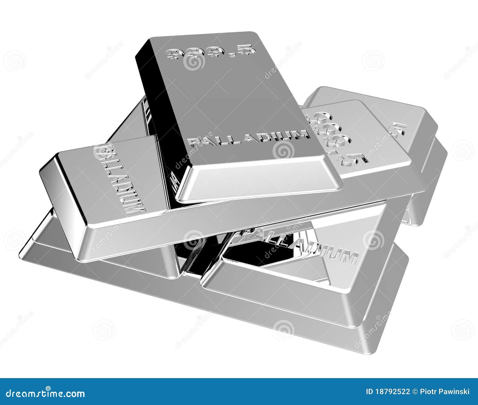 Palladium Metalli