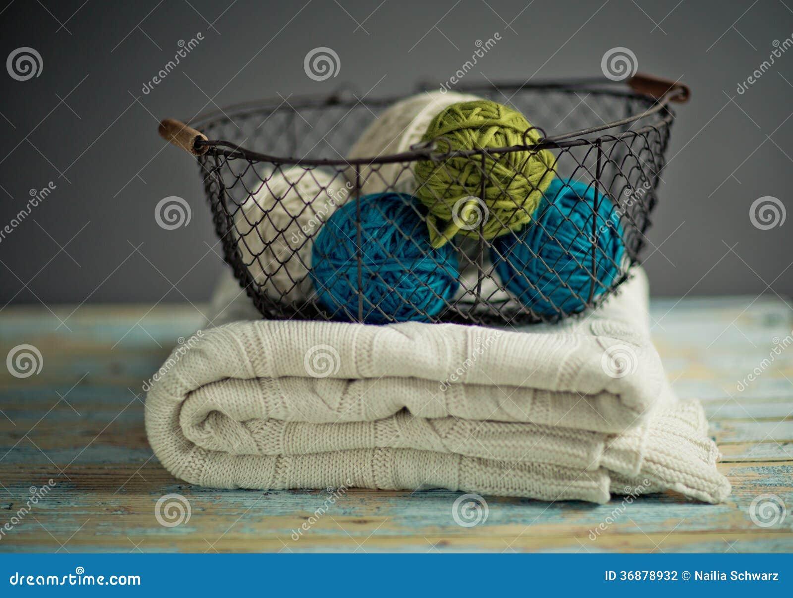 Download Palle di lana fotografia stock. Immagine di bianco, pastello - 36878932