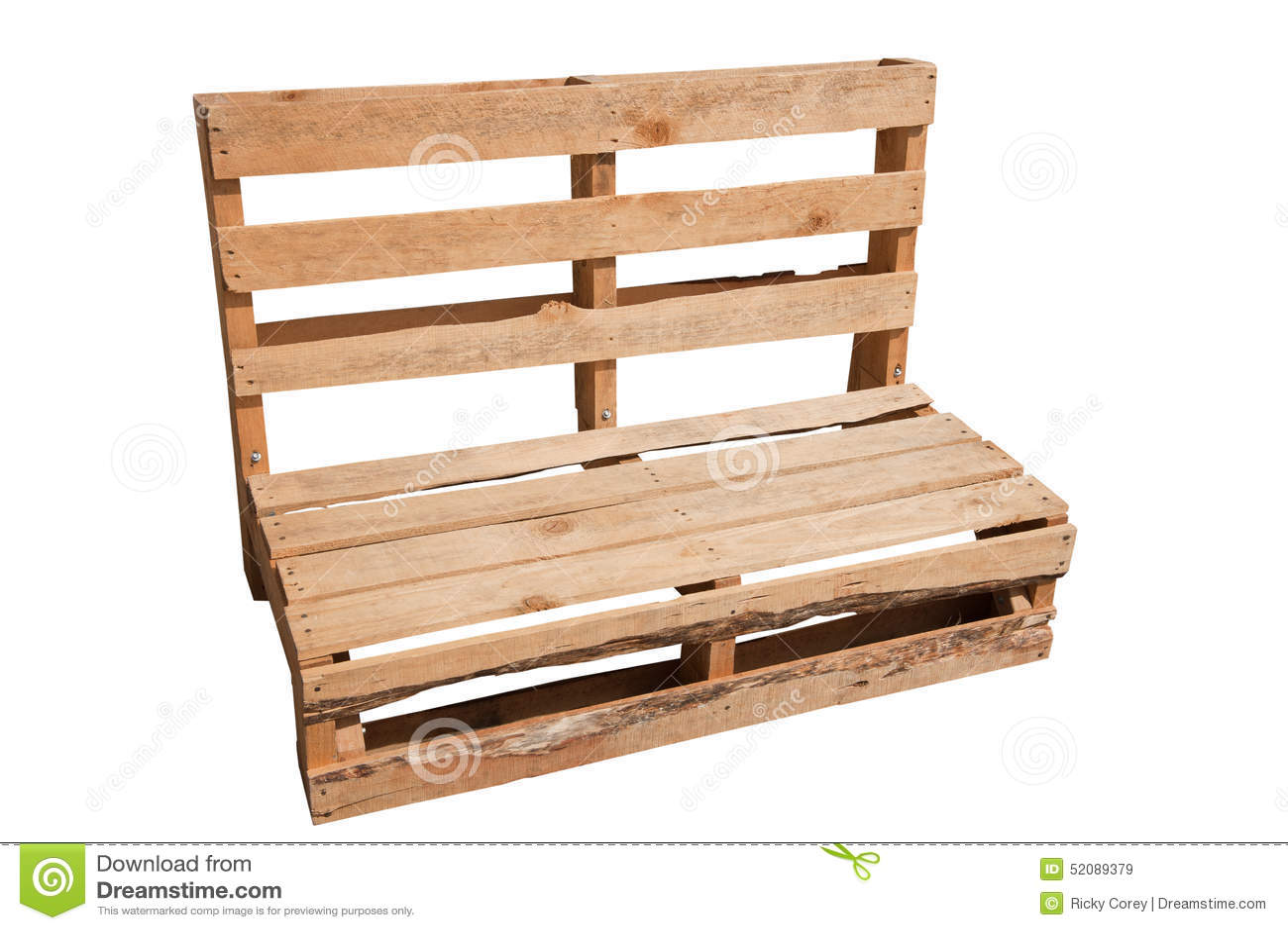 Pallet armchair - Pallet Chair