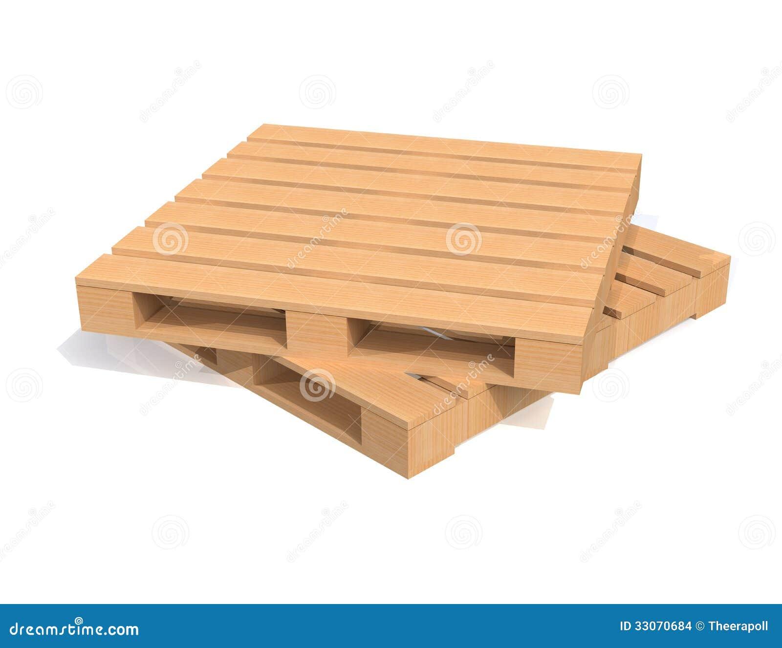 pallet di legno di trasporto immagini stock immagine
