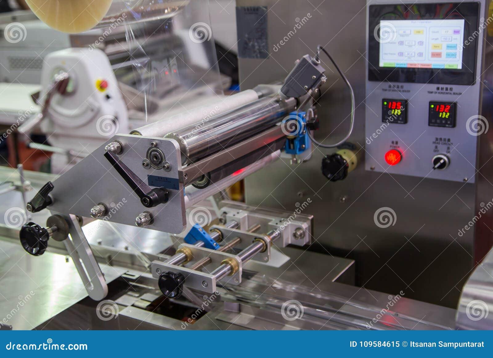 Pallet-vrije verpakkende machine