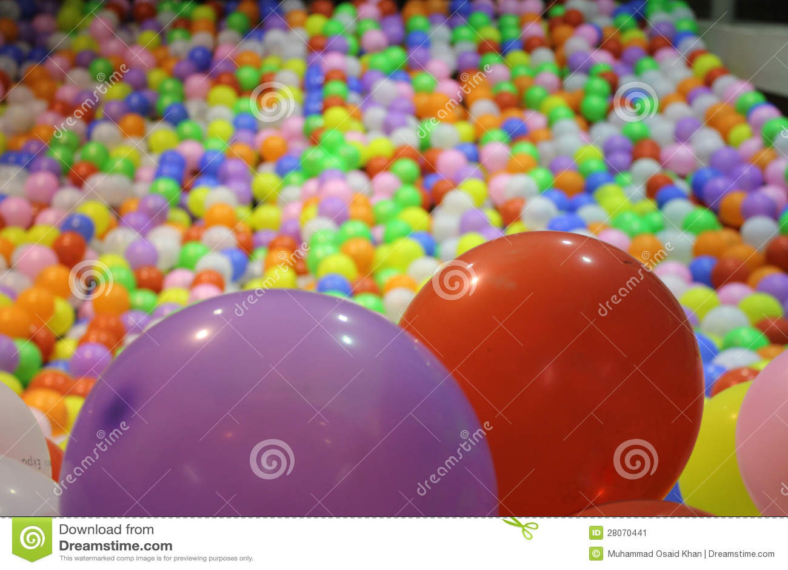 Palloni variopinti