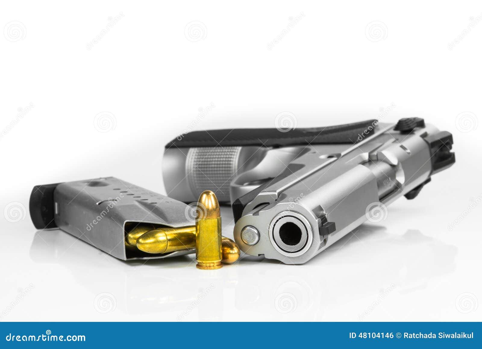 Pallottole con la pistola