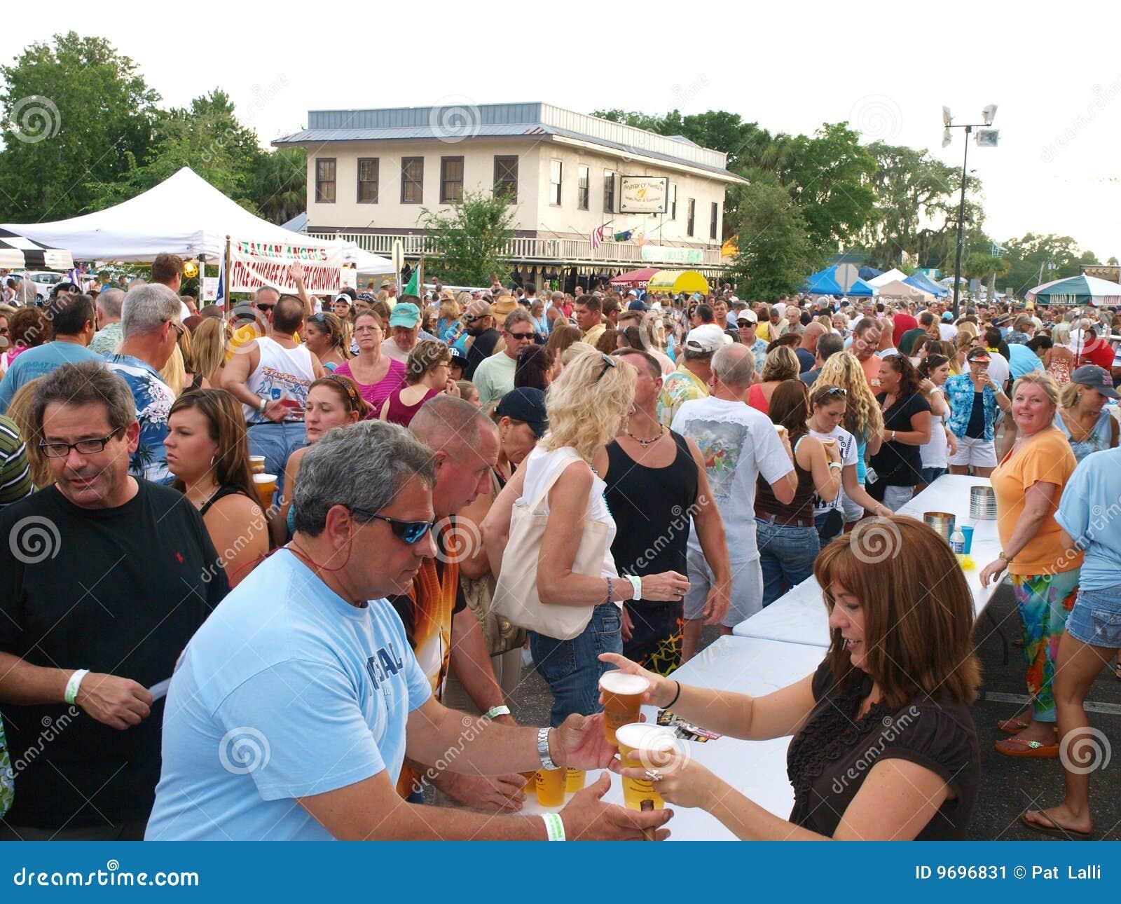 Palm Harbor, FL 6/6/09: Photos taken at the annual Parrot Head block ...