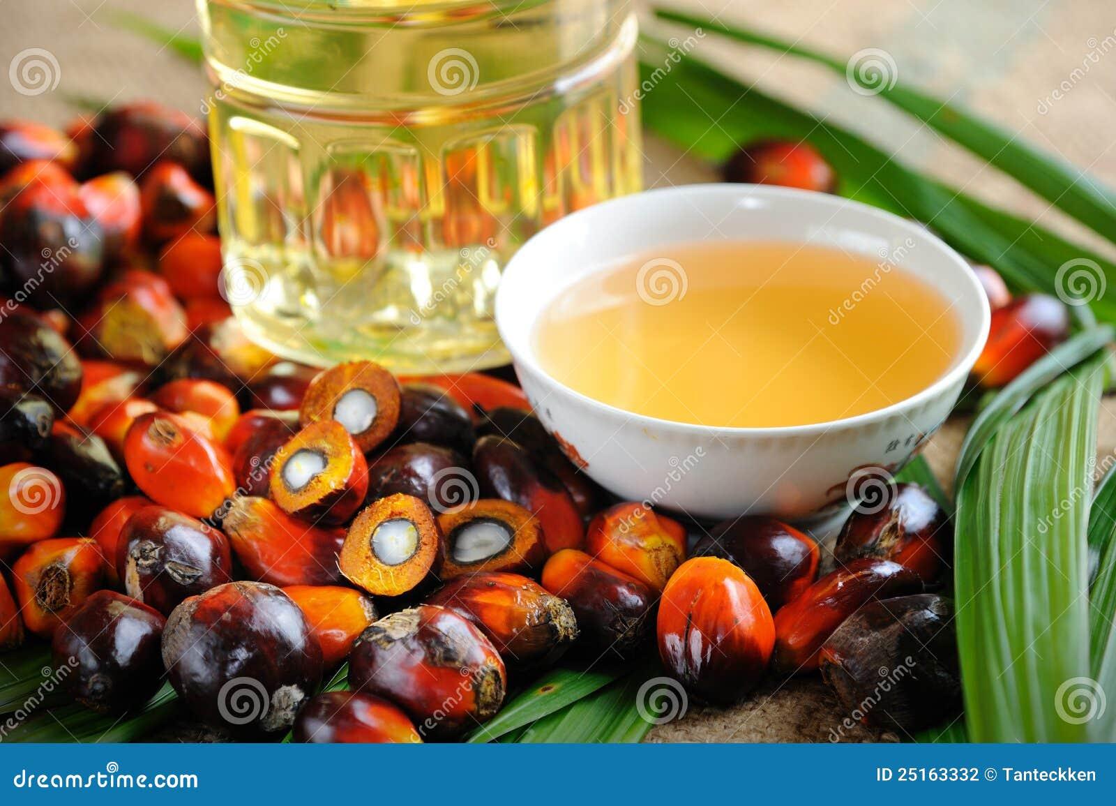 is palm fruit oil healthy fruit puns