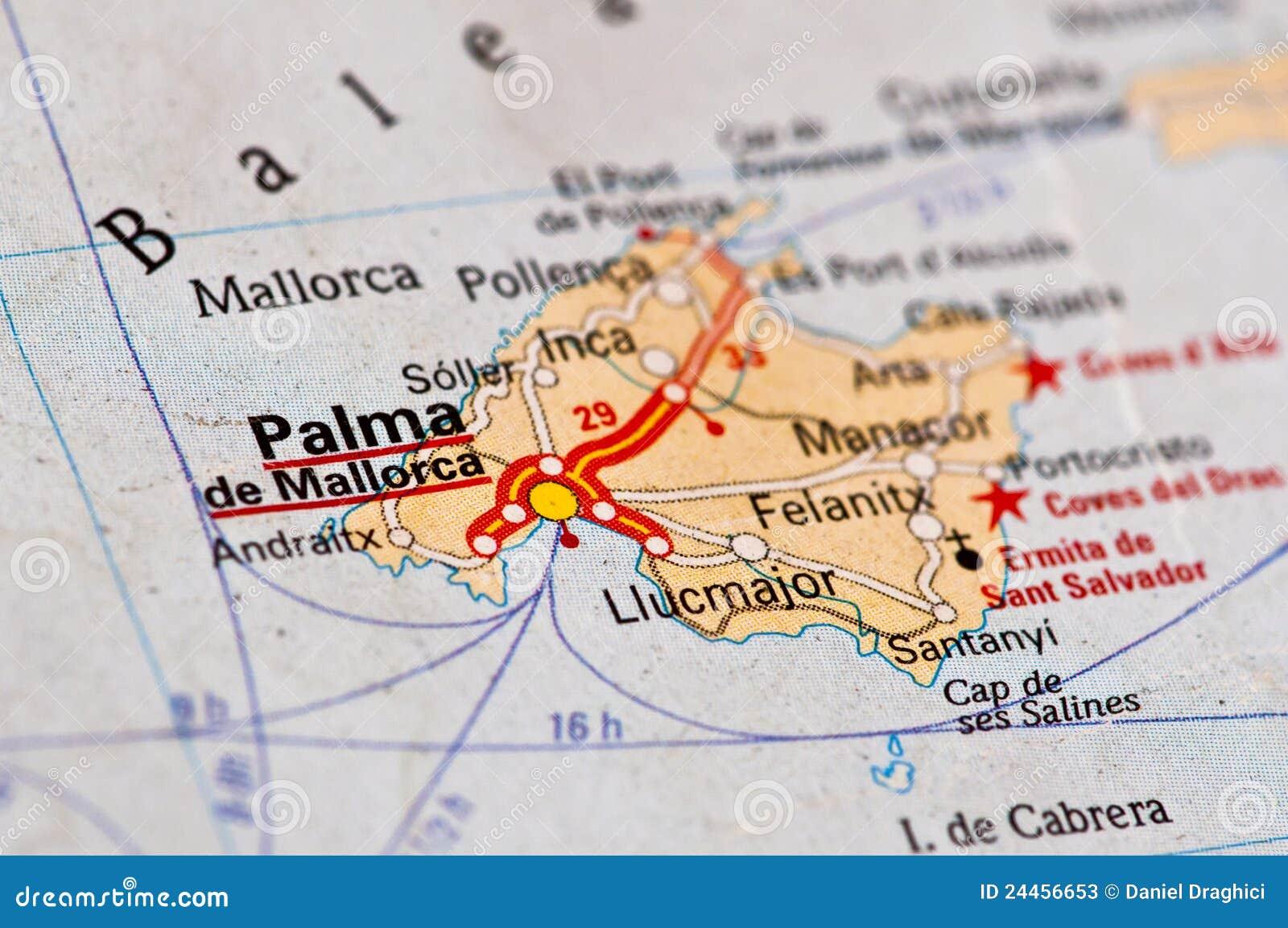Palma De Mallorca Island Stock Photos  Image 24456653 -> Vintage Möbel Palma De Mallorca