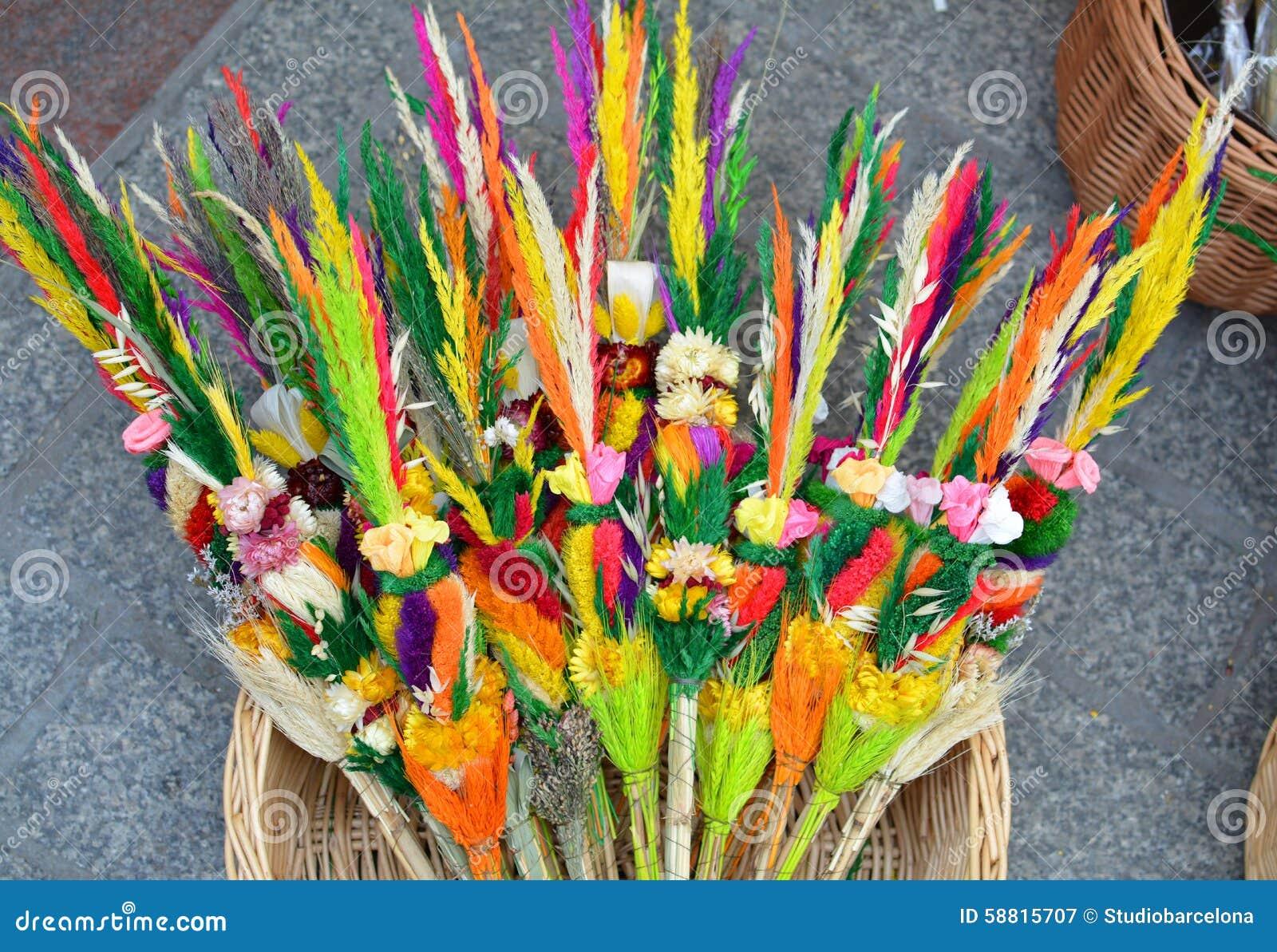 Palme Di Pasqua Immagine Stock Immagine Di Festa Poland 58815707
