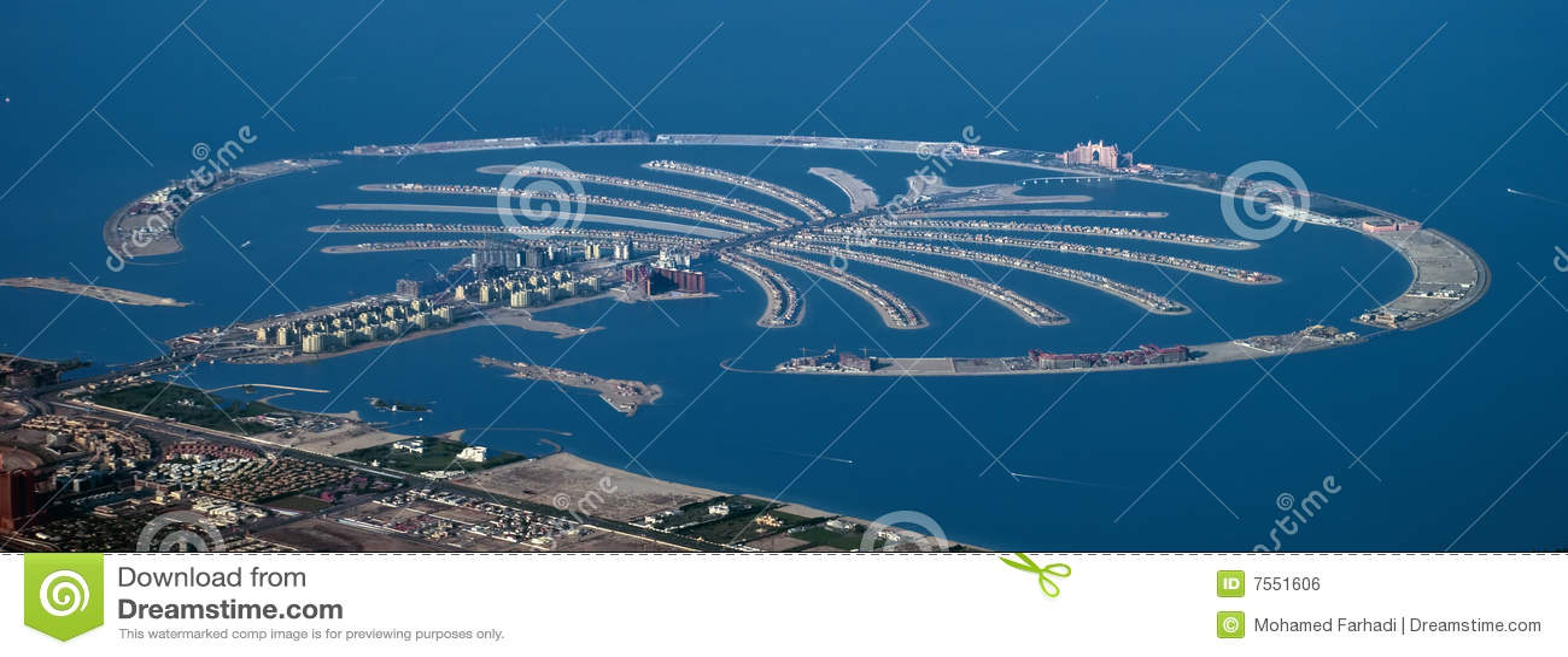 Palmeninsel - Dubai