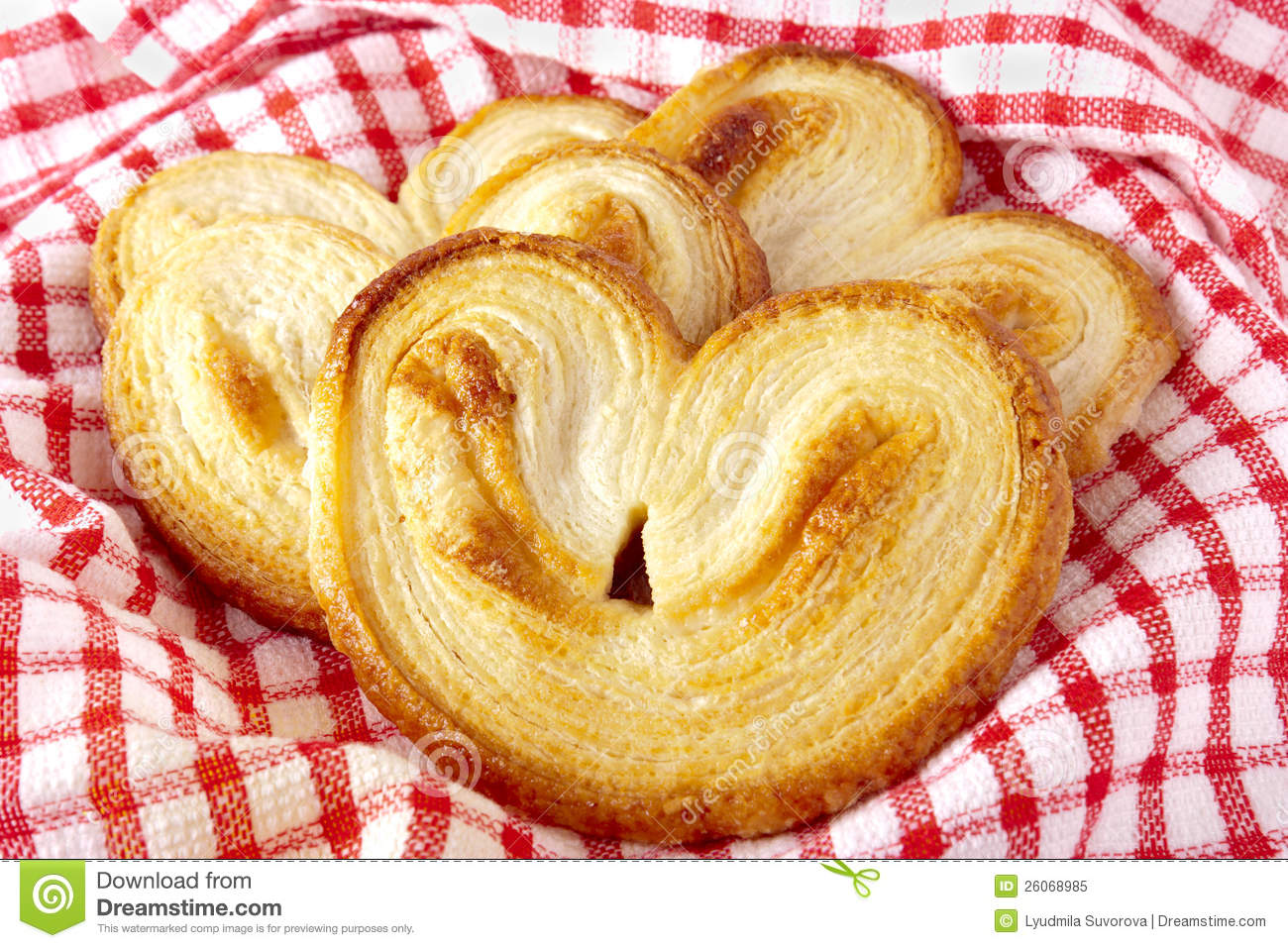 Palmiers (Elephant Ears) Recipe — Dishmaps