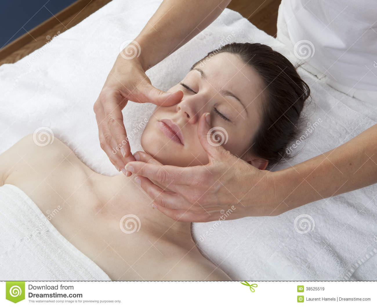 Commit massage therapist facial all does