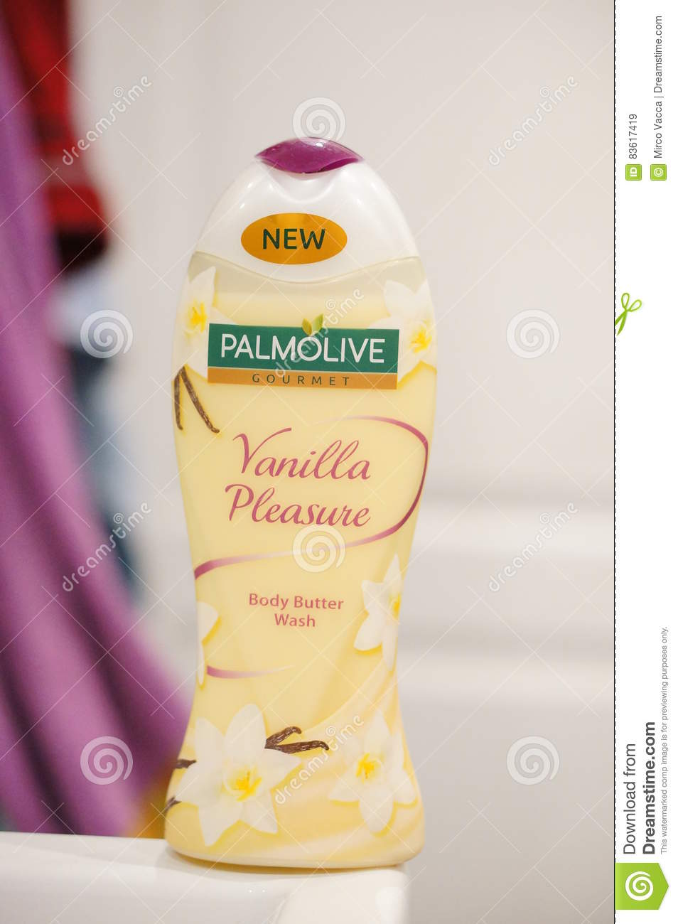 Palmolive Shower Gel Editorial Stock Image Of Care 83617419