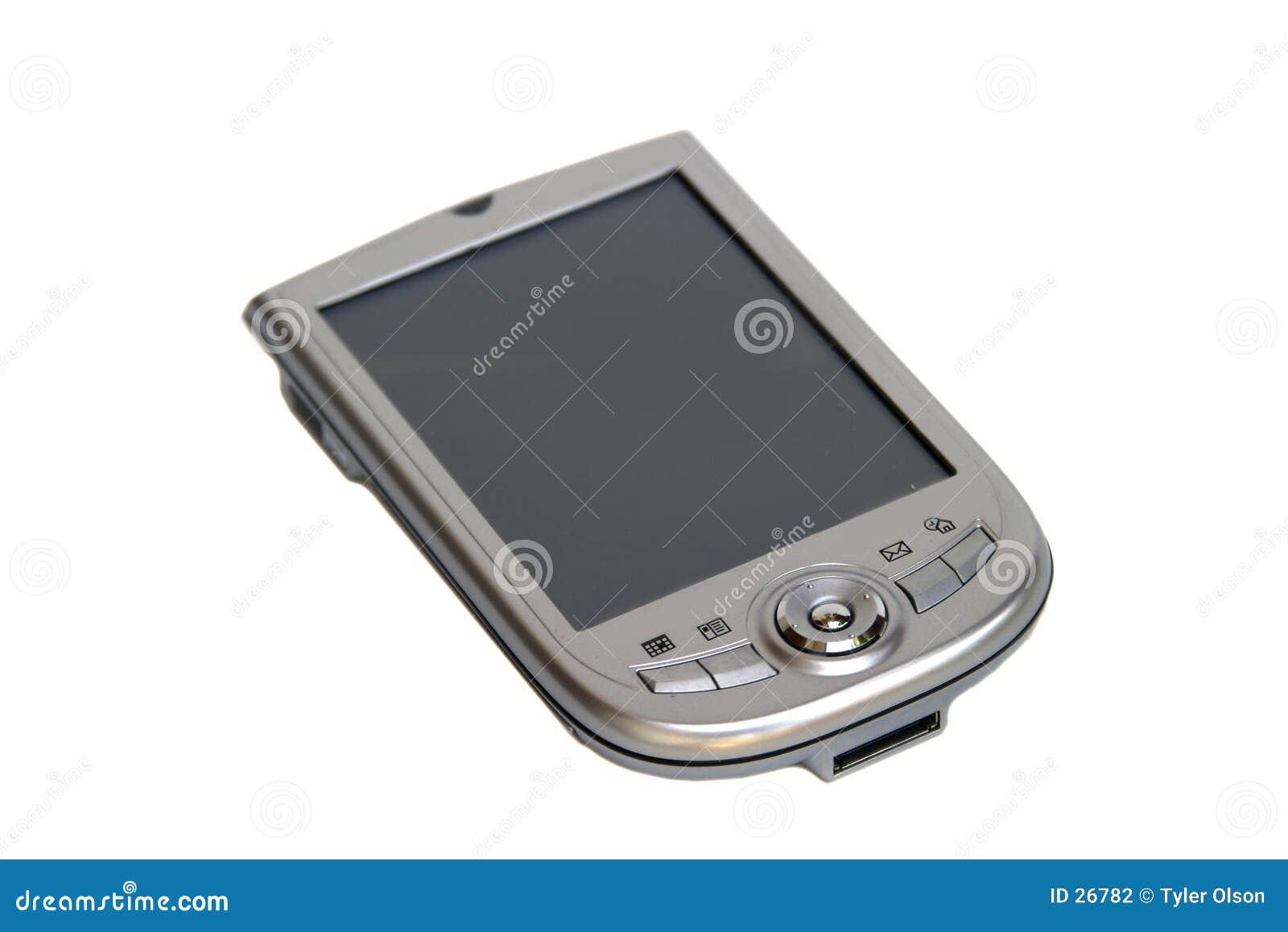 Download Palmtop zdjęcie stock. Obraz złożonej z desktops, odosobniony - 26782