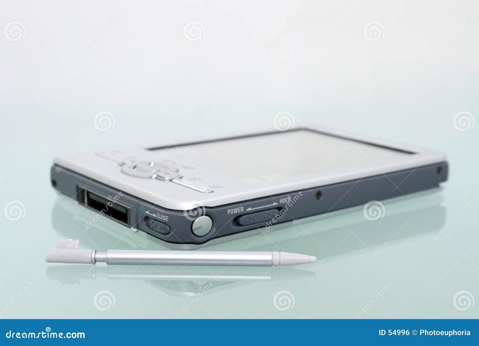 Palmtop y estilista (imagen 8.2mp)