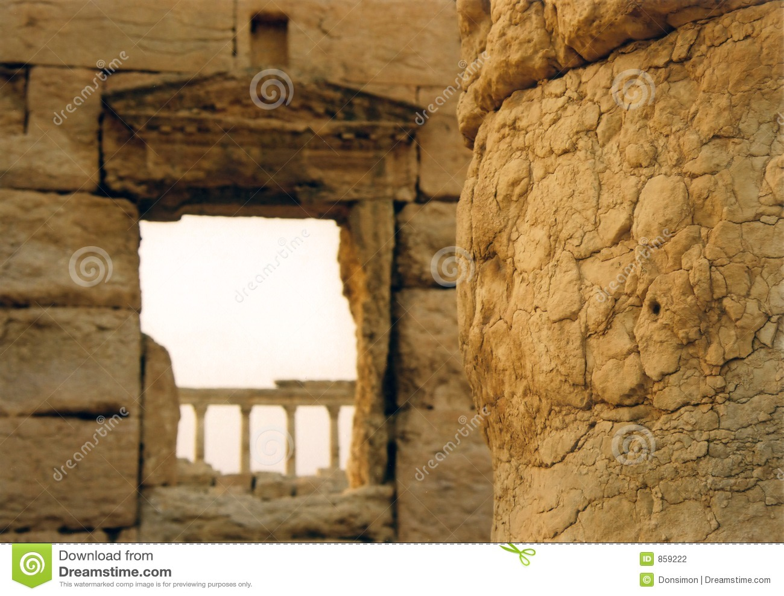 Palmyra στηλών