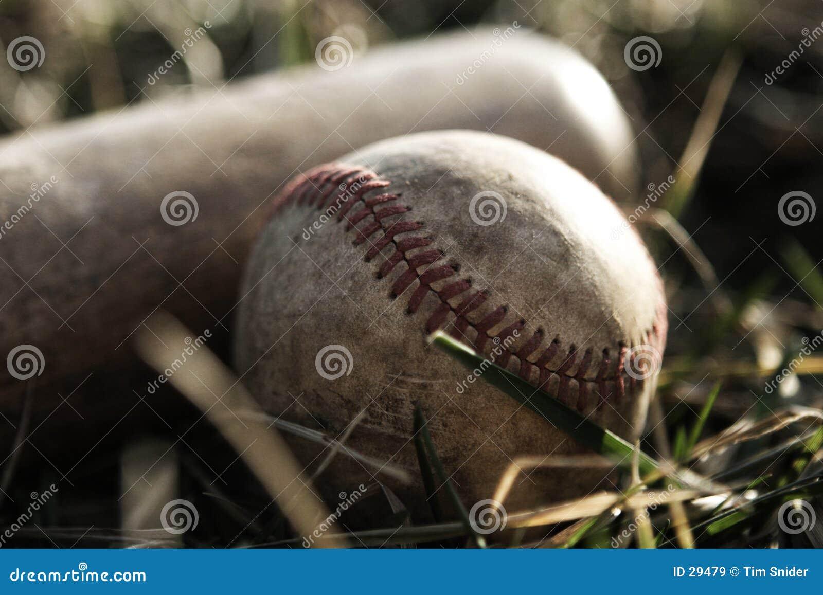 Palo y bola usados