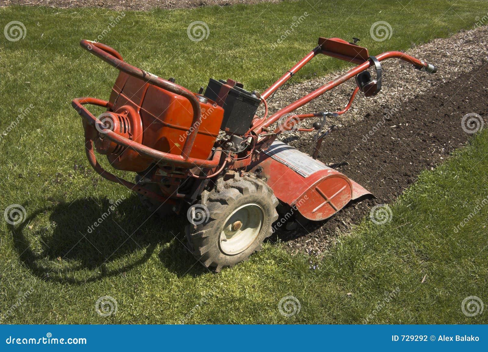 Palonnier sur l herbe