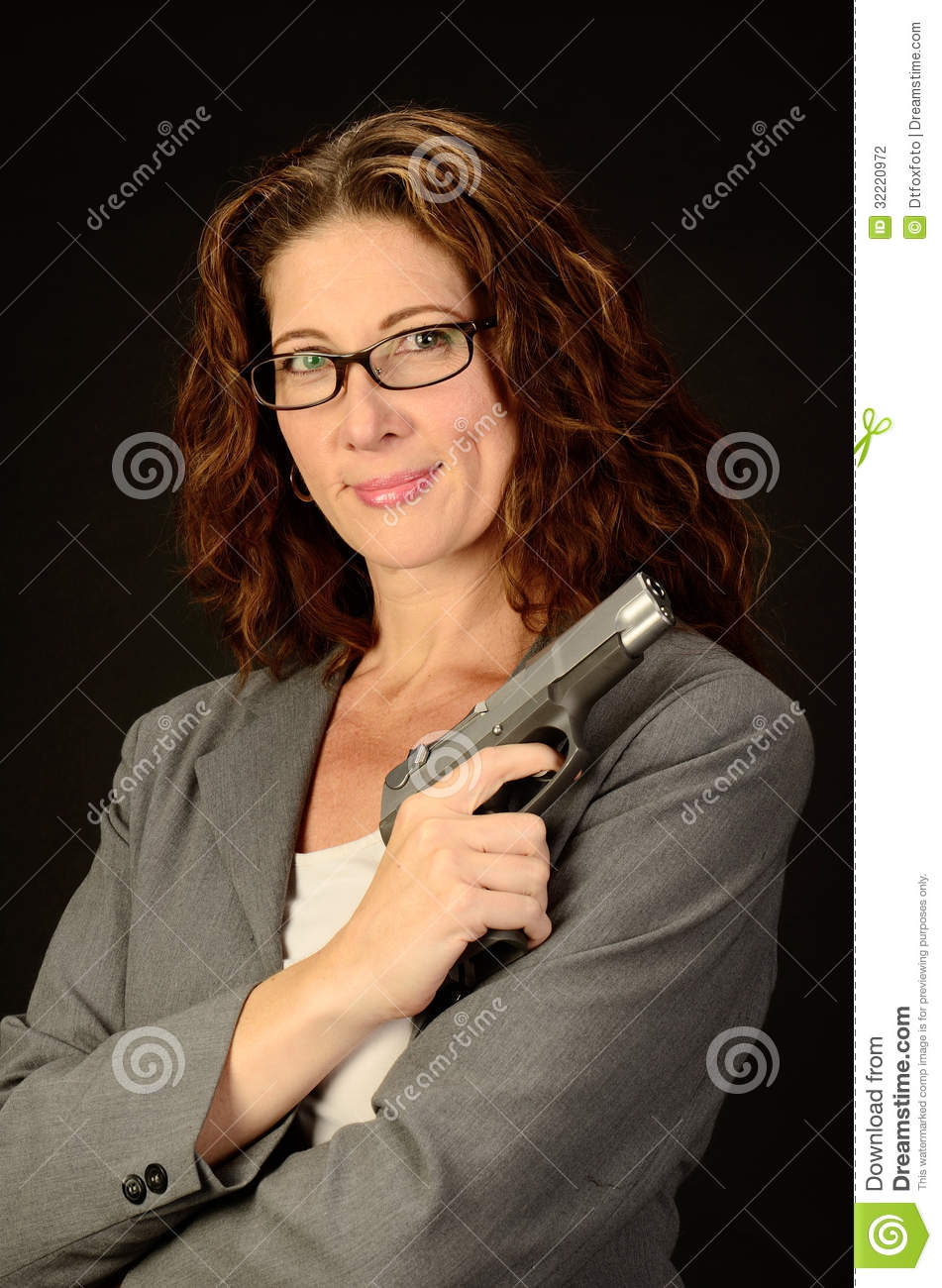 Pamela Gun Stock Photography - Image: 32220972