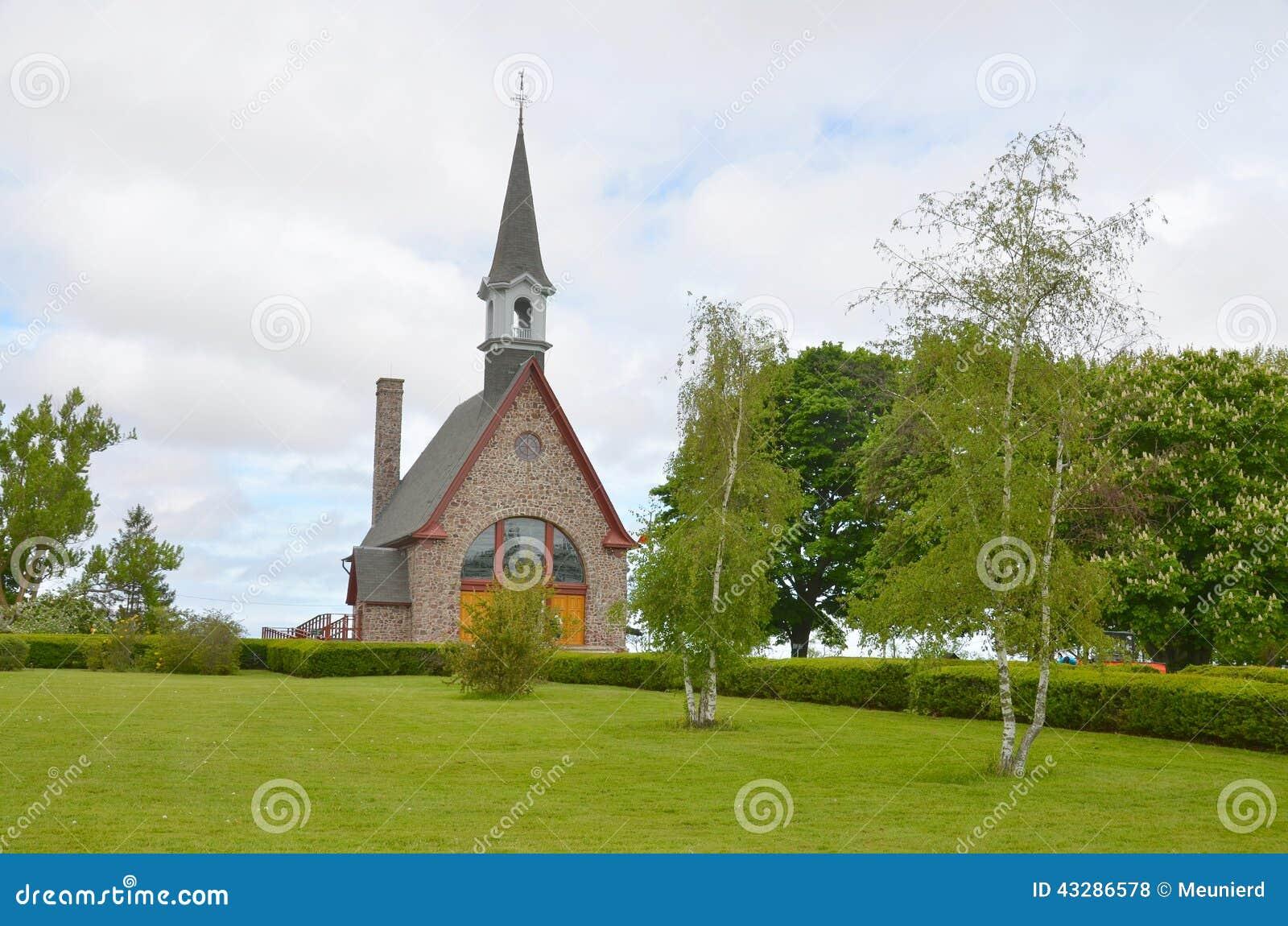 Pamiątkowy kościół Uroczysty Pre