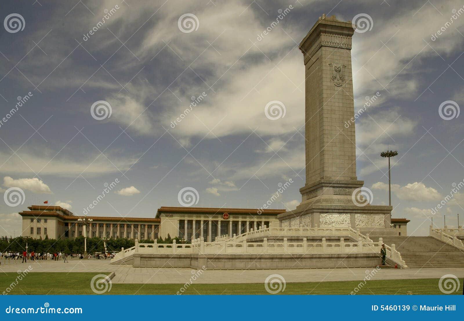Pamiątkowy plac Tiananmen