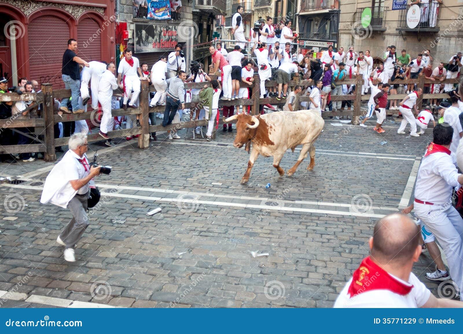 Pamplona espa a 8 de julio encierros en el fot grafo - Fotografos en pamplona ...