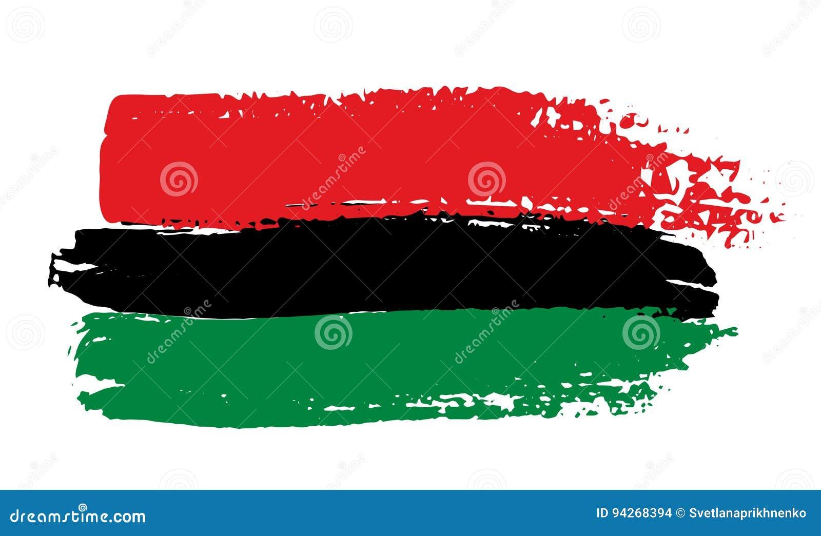 Pan-african vlag
