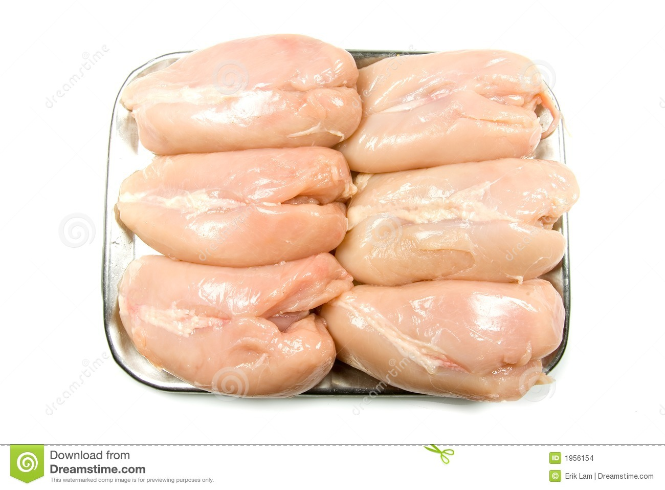Calories chicken breast no skin