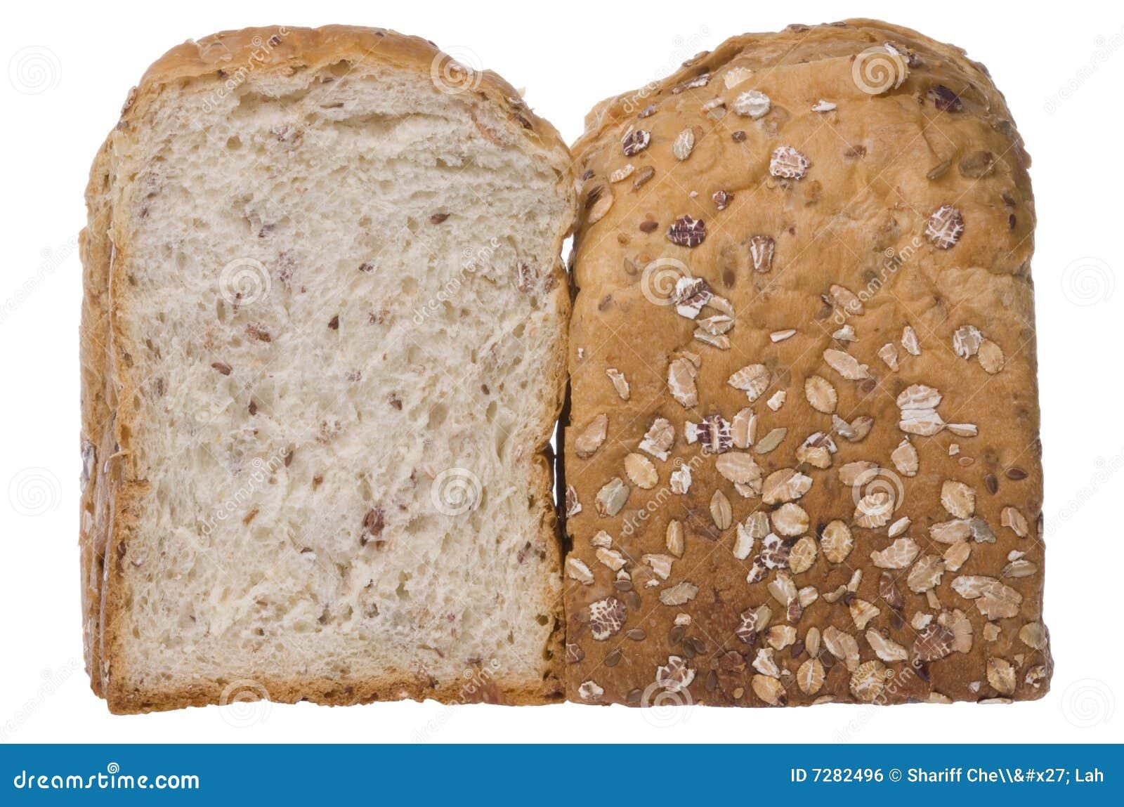 Pan del pan integral