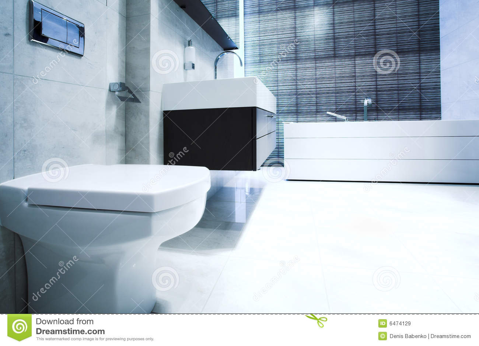 Pan jednej łazienki