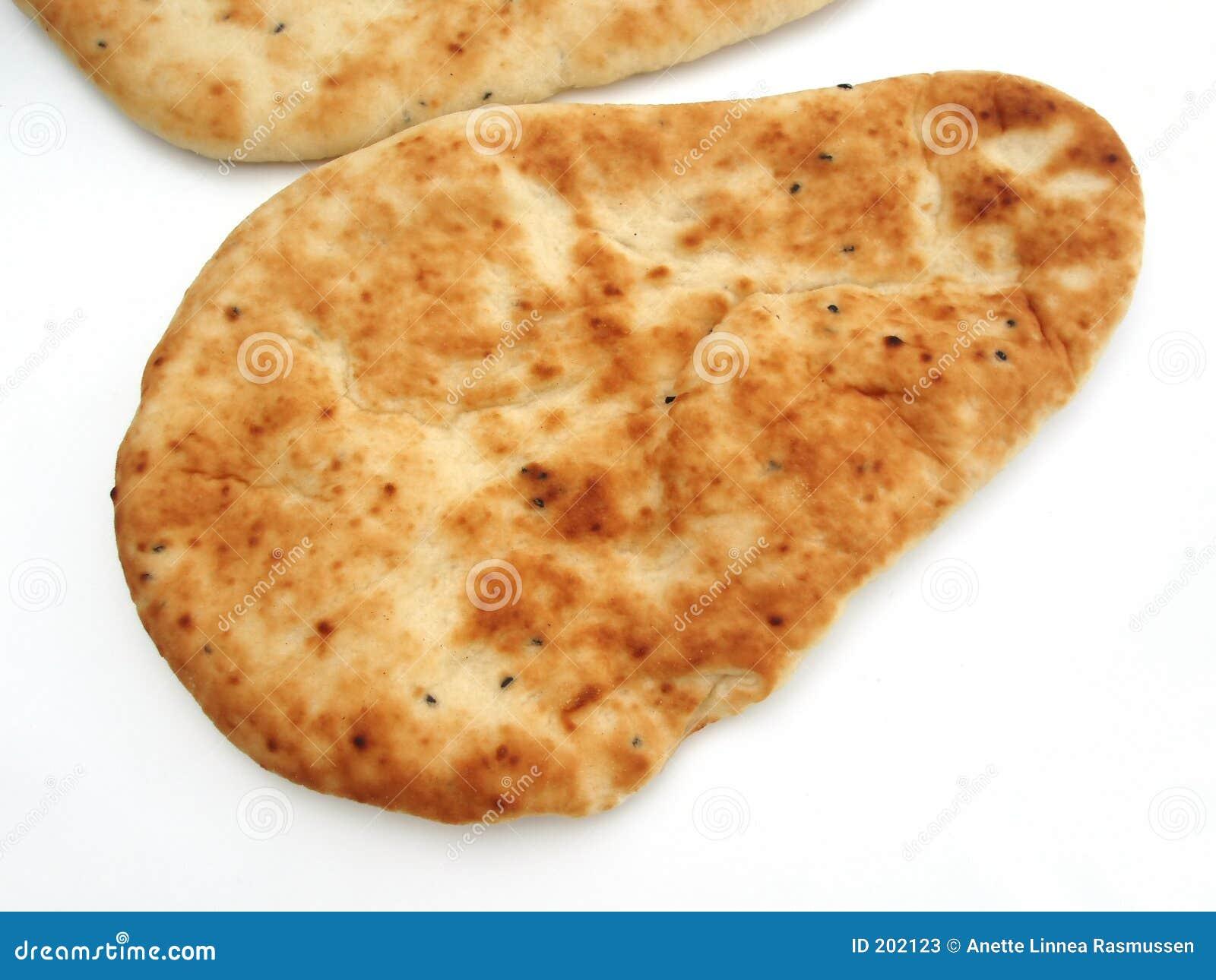 Pan turco hecho a mano