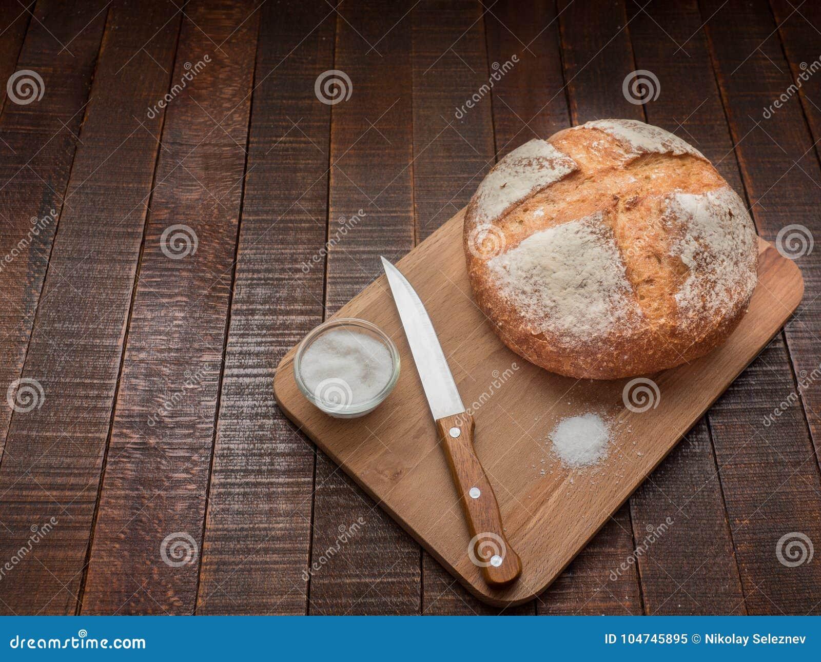 Pan y sal calientes