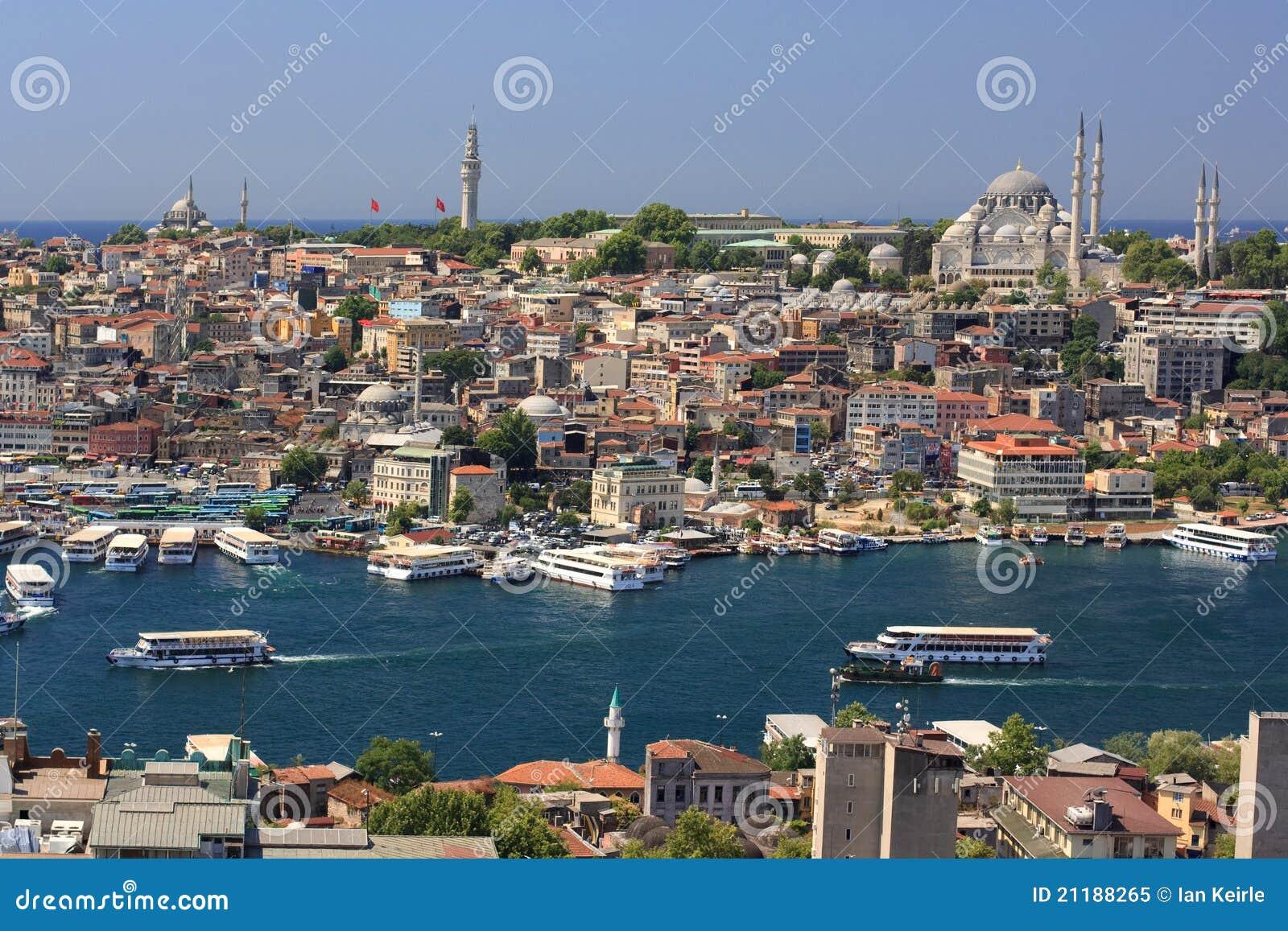 Pan0rama of Istanbul