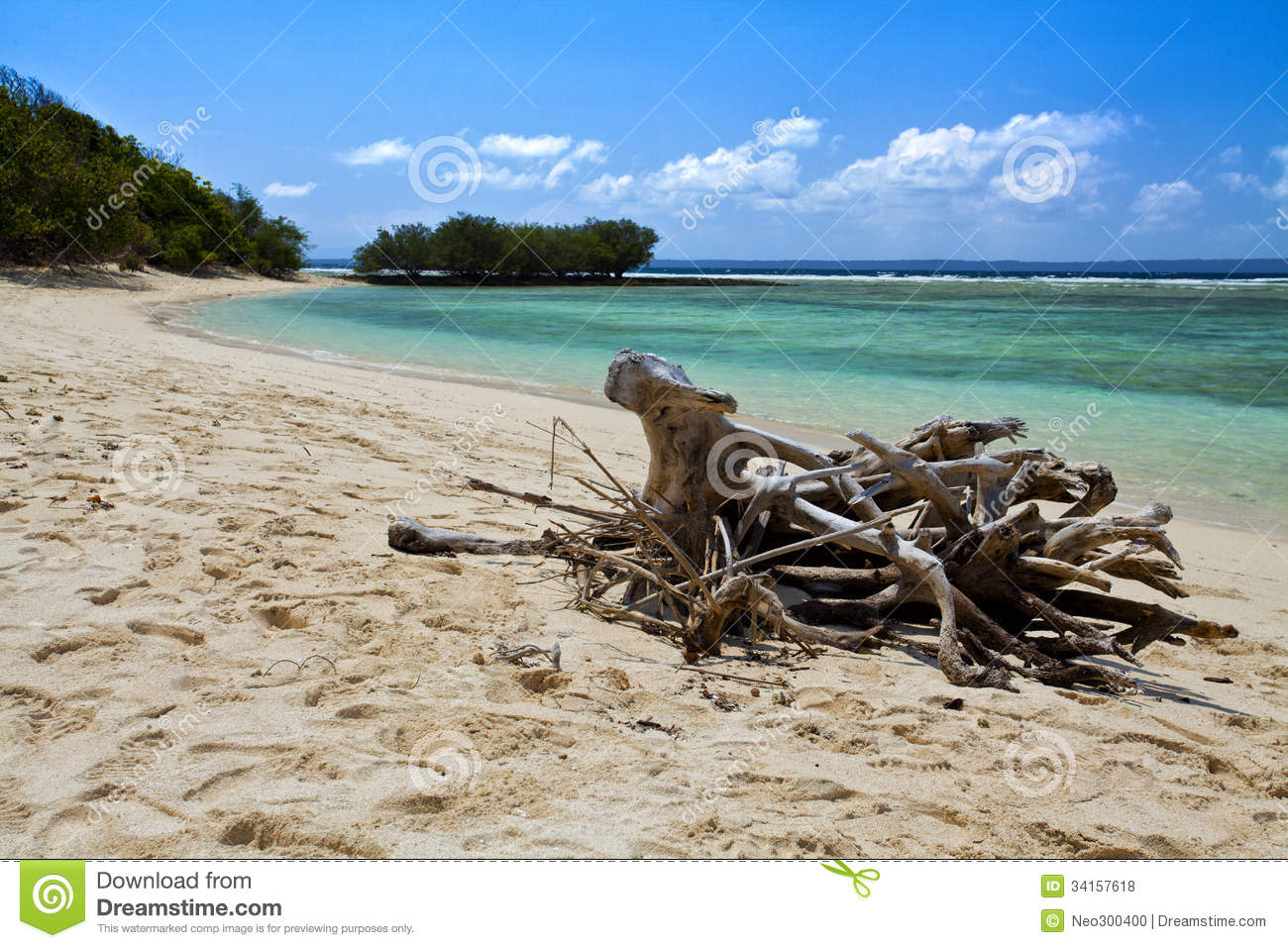 Download this Panaitan Island Beach... picture