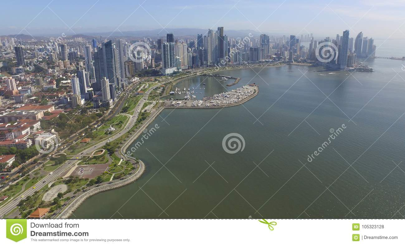 panama Coastal strip