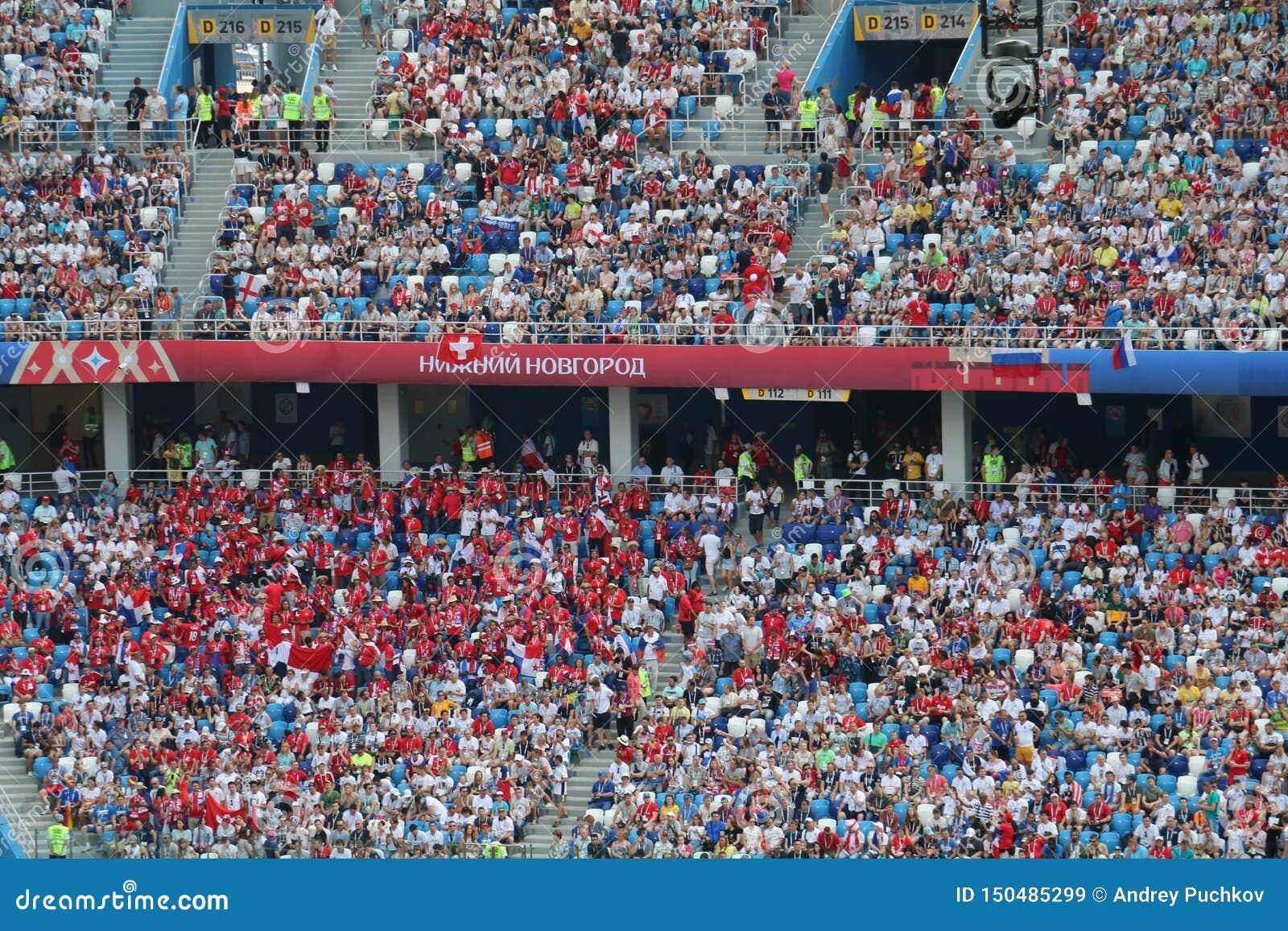 Panama England world cup fans - 2018