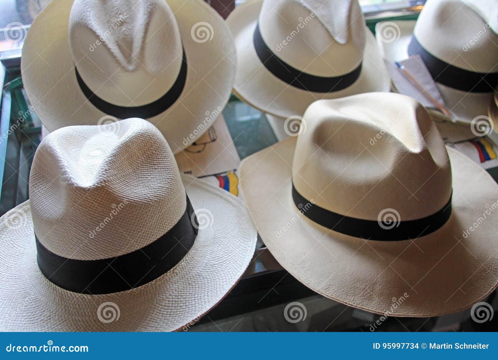dddd2c9da7c61 Panama Straw Hat Grades Showed At The Manufacterer