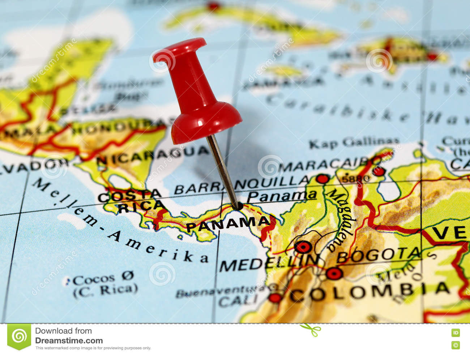 Panamski miasto w Panama