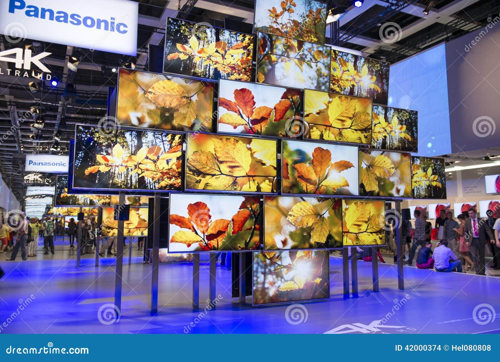 Panasonic 4 K ultra HD TV