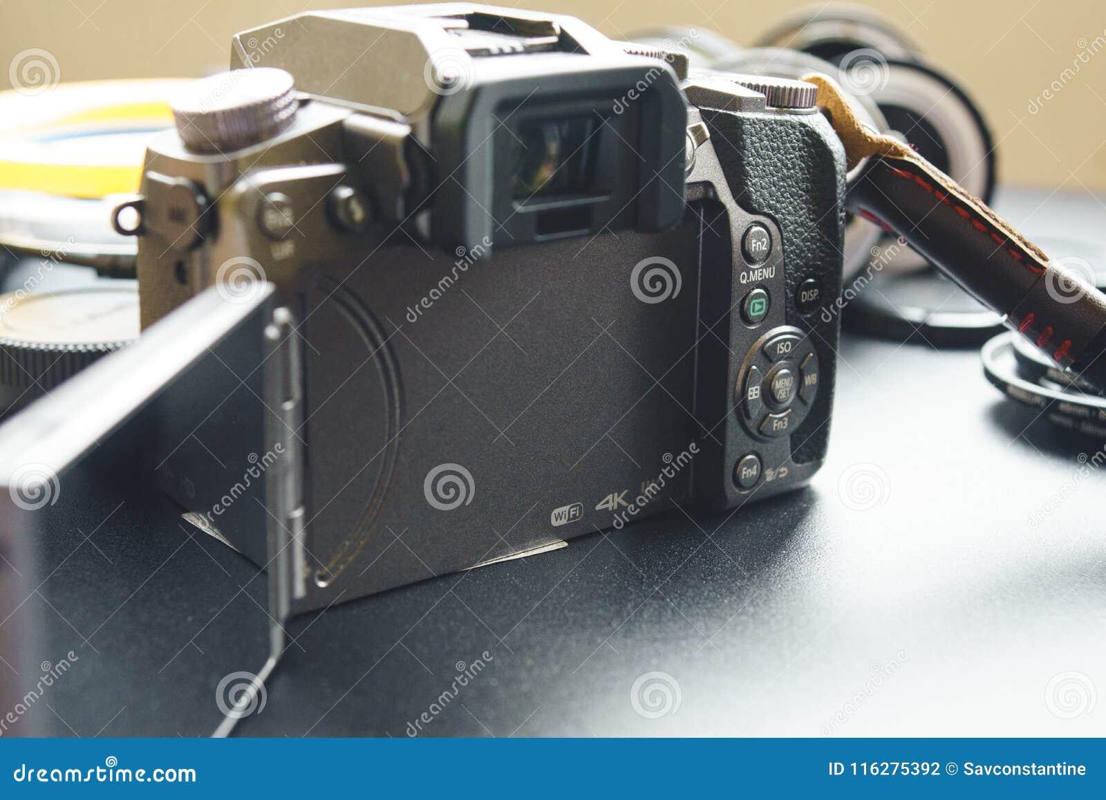 PANASONIC LUMIX G7 editorial photography  Image of video