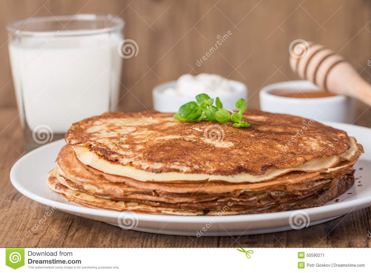How to cook pancakes on sour cream 5