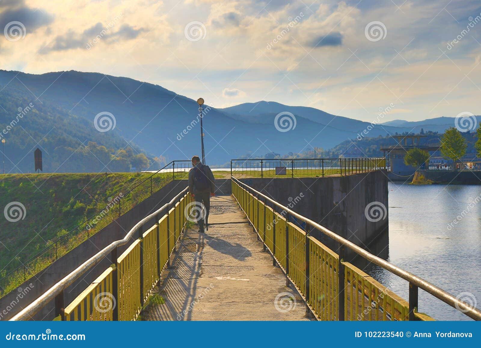 Pancharevomeer Bulgarije