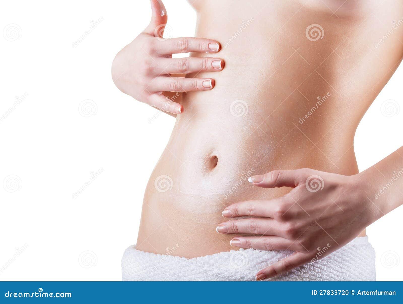 Pancia femminile