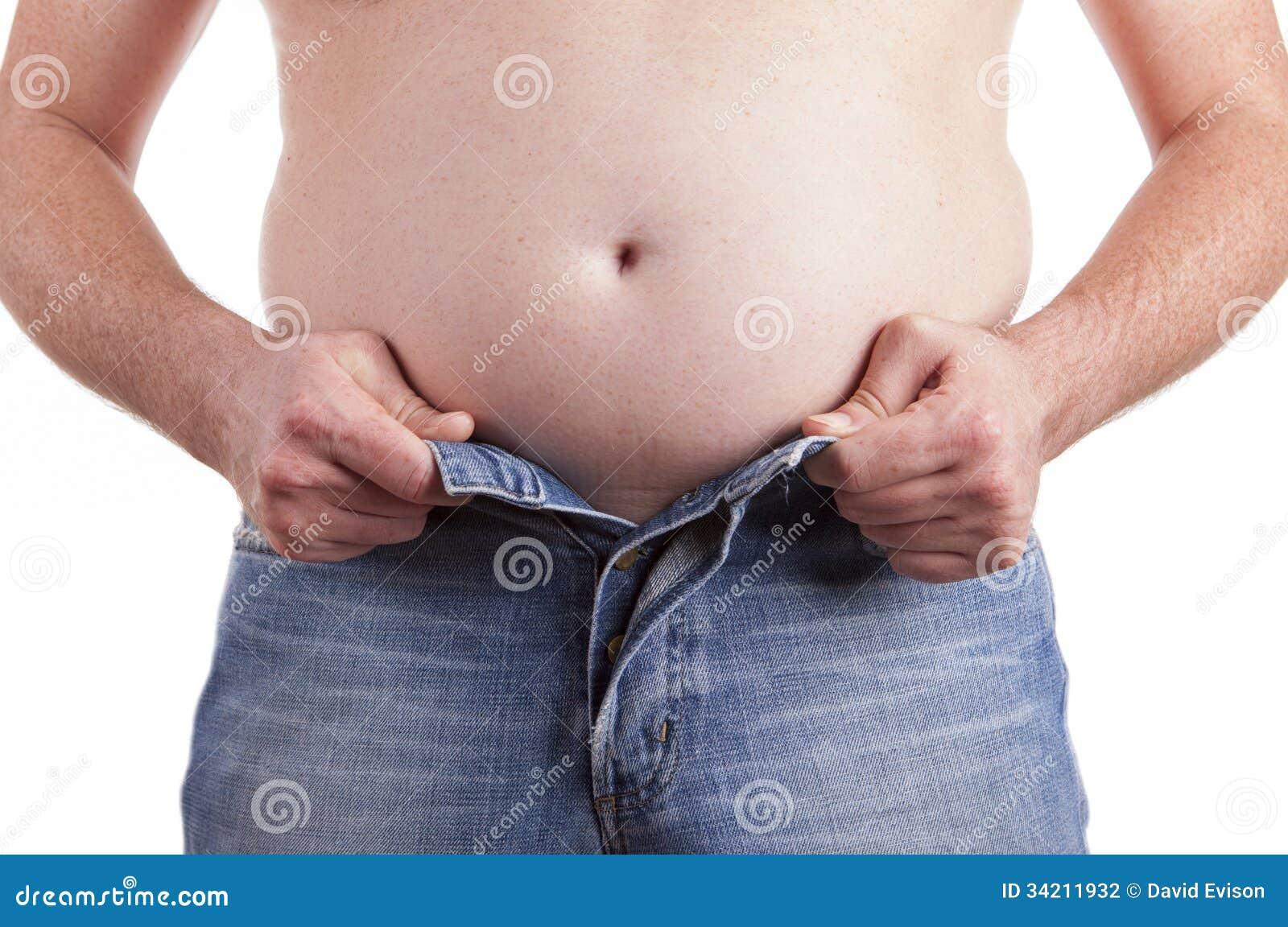 perdere peso uomo stock chart