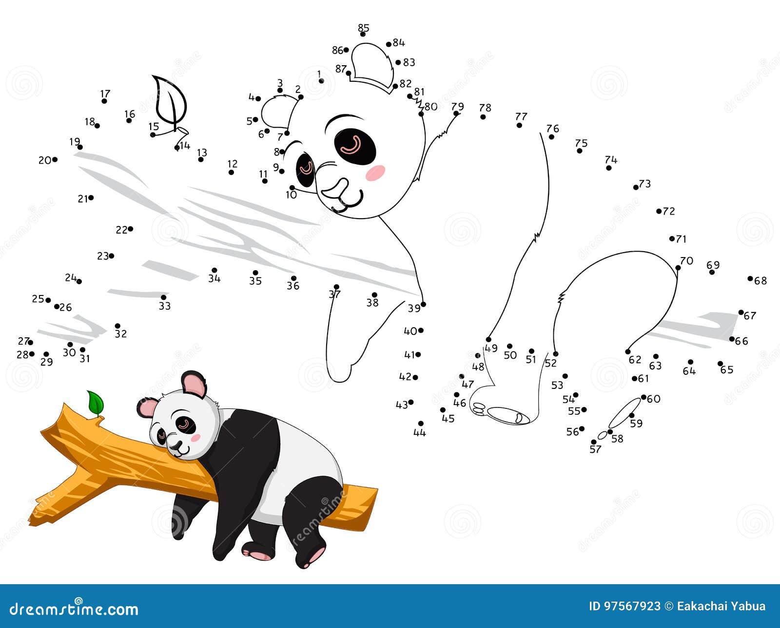 Panda Connect i punti ed il colore