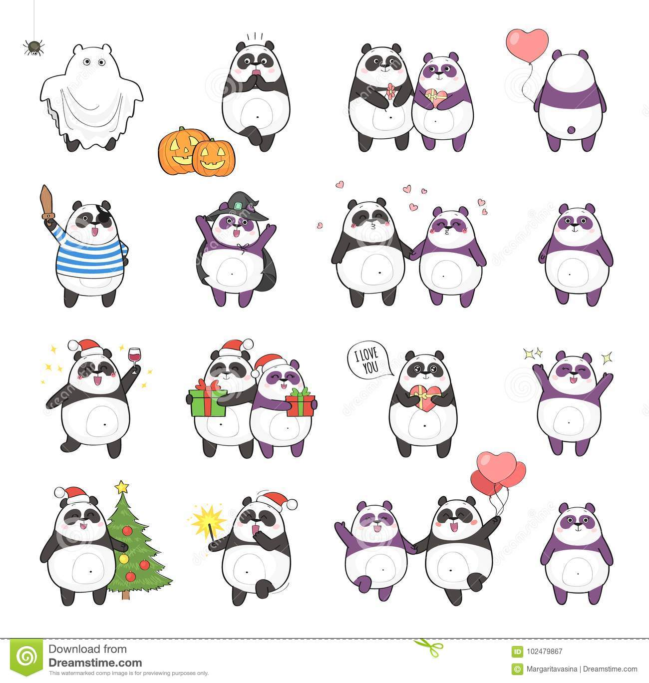 Panda Holiday