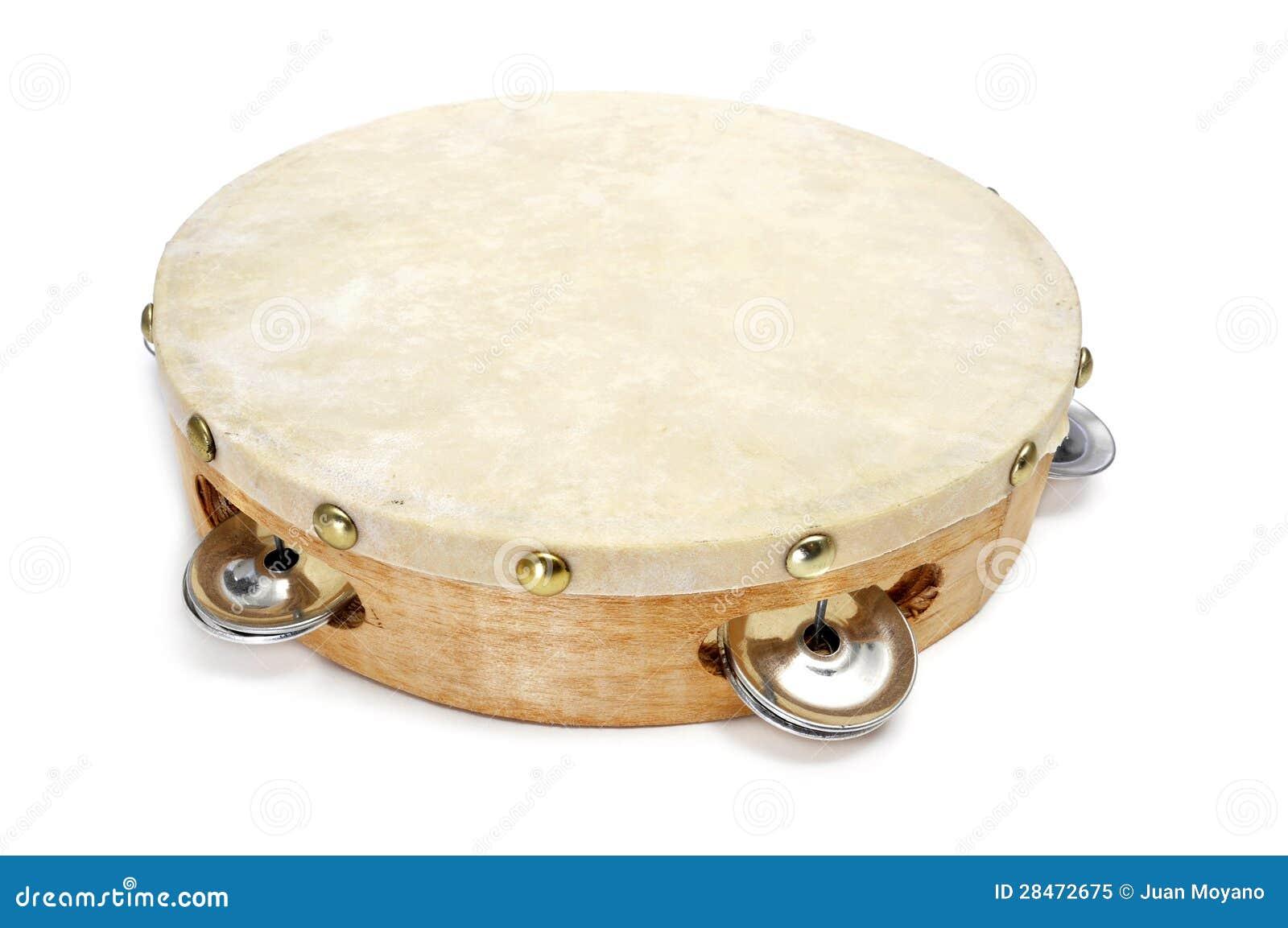 Pandereta, Spanish Tambourine Royalty Free Stock Photo ...