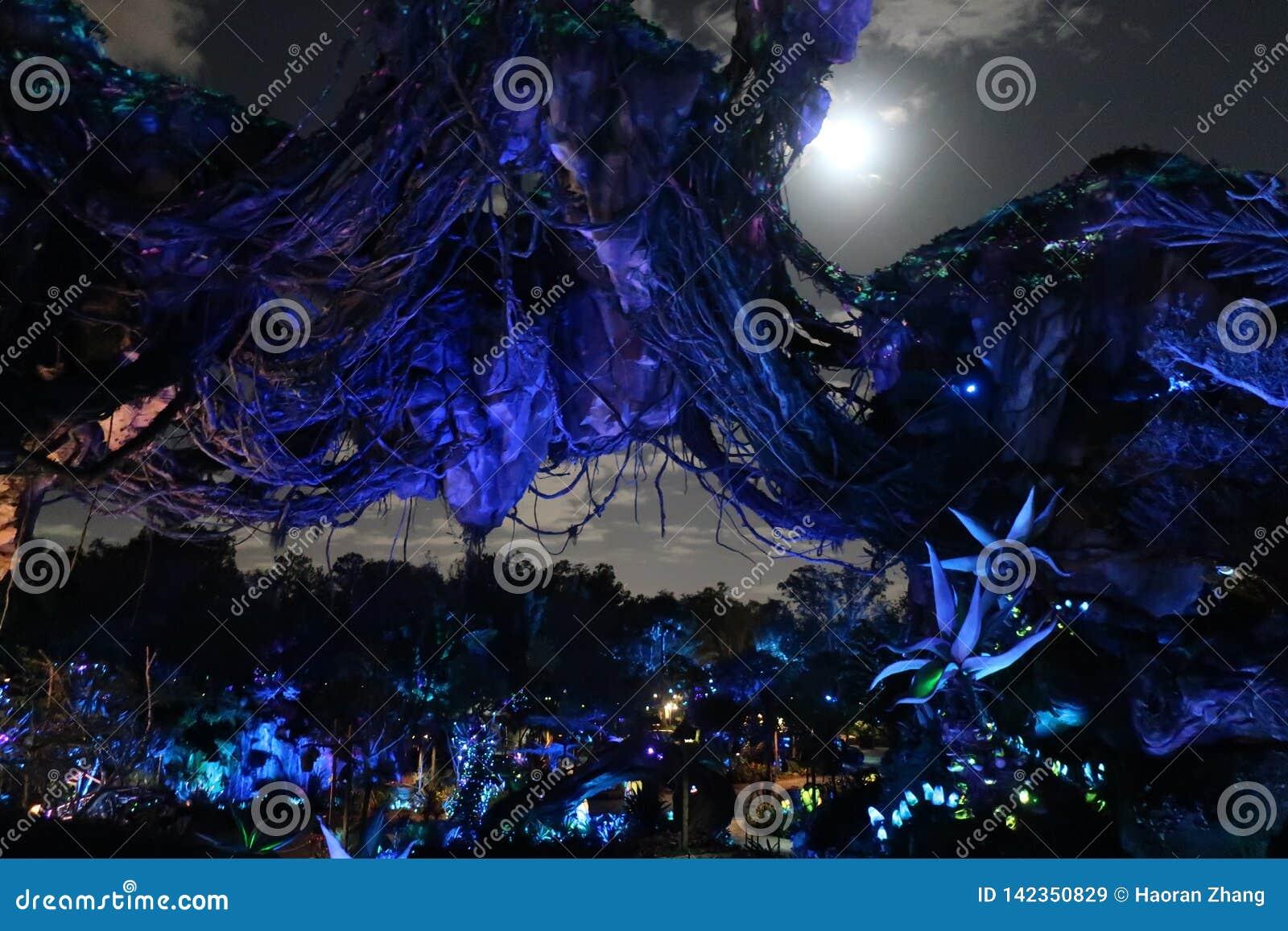 Pandora The World Of Avatar chez Walt Disney